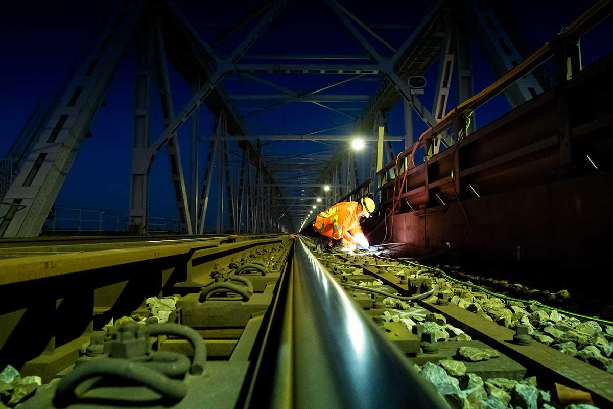 Nordic Railpower er eksperter indenfor kørestrøm og jernbanesikkerhed
